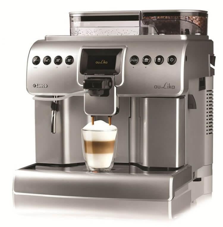 Ekspres do kawy Saeco Aulika