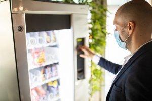 Automaty vendingowe a higiena w czasie pandemii