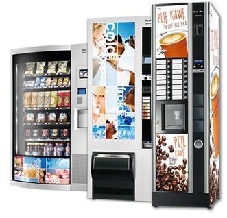 Automaty sprzedające