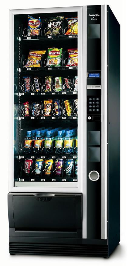 Automat na przekąski Snakky Max