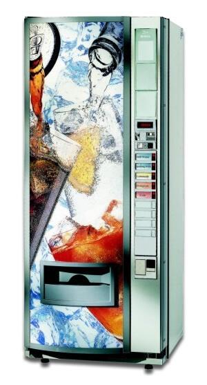 Automat do zimnych napojów Necta ZETA 550